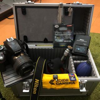 一眼レフ入門フルセット!Nikon D3300