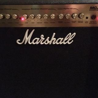 Marshall MG50DFX (フットスイッチ&電源ケーブル付)