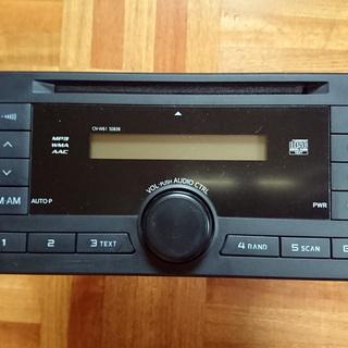 トヨタ 純正オーディオ 08600-00K11