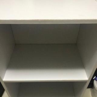 カラーBOX 3段 - 家具
