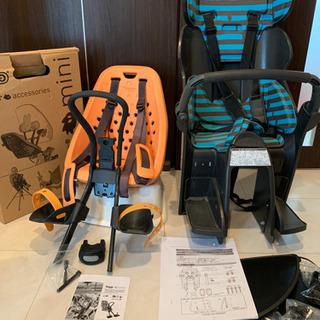 自転車チャイルドシート yepp mini    bikke2