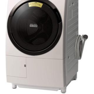 日立 ドラム式洗濯乾燥機 ビッグドラム 洗濯11kg 右開き 日...