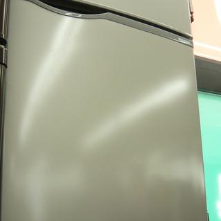 西岡店 冷蔵庫 118L 2018年製 2ドア シャープ SHA...