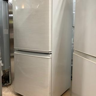 安心の1年間保証付!! シャープ2019年製 2ドア冷蔵庫…