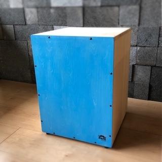 ★7月木工ワークショップ「カホン」