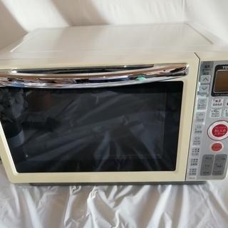 TOSHIBA 東芝電子レンジ ER-C5(WT) 2005年製