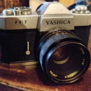 ビンテージ YASHICA FFT フィルムカメラ