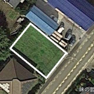 【売地】中種子町野間 事業&住宅用地 90坪 600万円