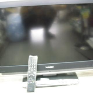 短期使用格安中古 デジタル液晶テレビ・32インチ、TOSHIBA...