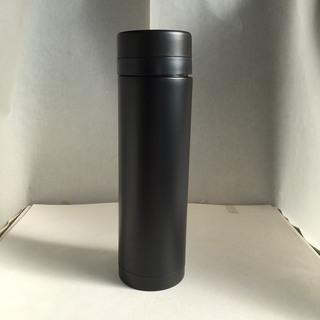 【新品】スリムサーモ ステンレスボトル 300ml ブラック 黒