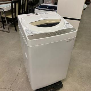 激安!格安配送可!東芝 全自動電気洗濯機 AW-5G3(W) 2...
