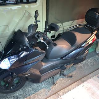 車体 125cc キムコ  ダウンタウン 125i カスタム 多数