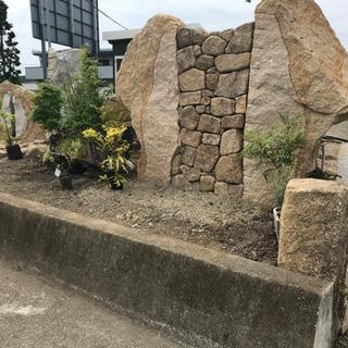 石壁 石積み