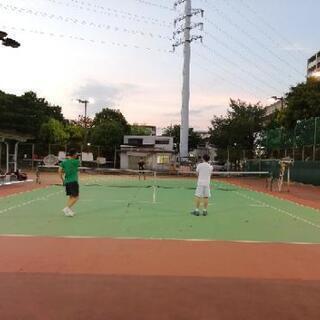 【夏3時間】8月14日(金)18時〜21時🎾 社会人テニスサーク...