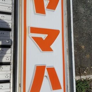 【値下げ】→【値下げ】YAMAHA ヤマハ二輪販売店 レトロ看板
