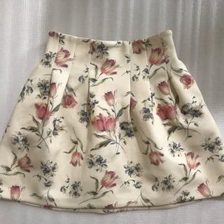 ㉘ダズリン  コクーンスカート