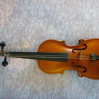 スズキ製子供用バイオリン 十六分の一 1959年製 ストラディヴ...