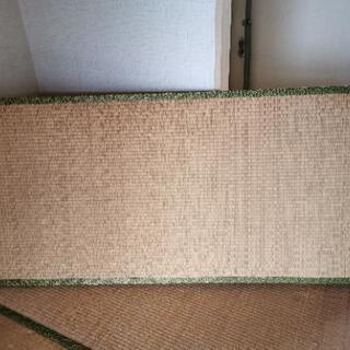 古い畳を貰ってください。の画像