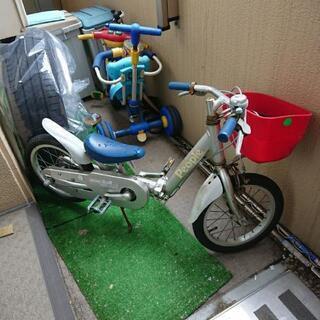 ピープル(People)子供用自転車⚠️出品期間6/24(水)1...