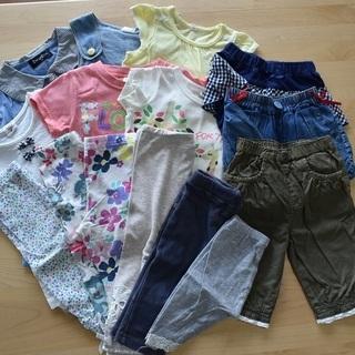 子供服 夏服15点セット サイズ90
