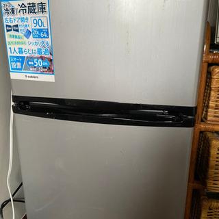 6月23日まで使用。とてもしっかりした冷蔵庫、独りぐらし程度。