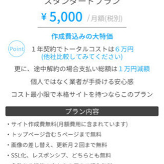 WordPress本格サイト制作(初心者向け)
