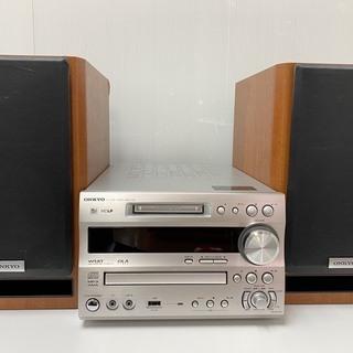 ONKYO ミニコンポ FR-N7XX CD・MD TUNER
