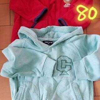 男児服サイズ80
