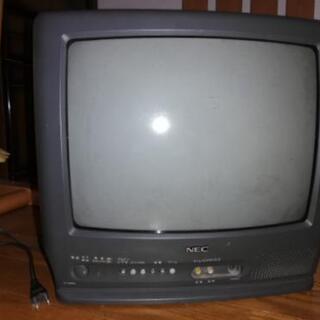 ブラウン管テレビあげます。