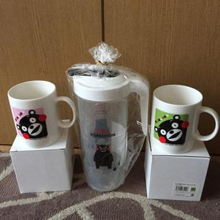 くまモン マグカップ2個