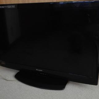 SHARP AQUOS 液晶テレビ LC-32V5 2011年製