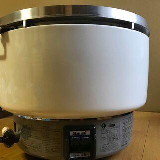未使用・業務用炊飯器を引き取っていただければ幸いです。