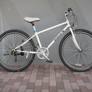 BEIER JIE-X クロスバイク ファットタイヤ410mm ...