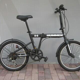 HAMMER (ハマー) ミニベロ 折りたたみ自転車 管理NO....
