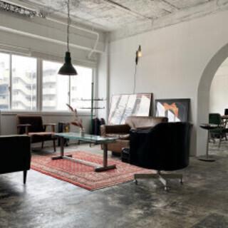 ハウススタジオのお客様対応と清掃業務です。