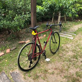 【値下げ】クロモリ ロードバイク アラヤ