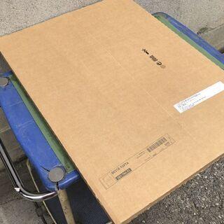 ★未使用★ IKEA INREDA トフタ ガラス扉 60x64...