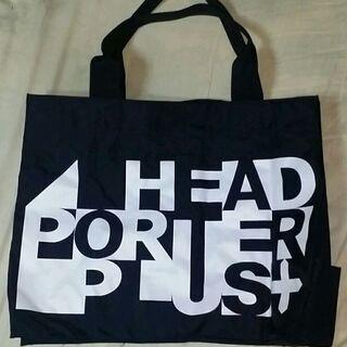 HEAD PORTER PLUS ヘッドポータープラス トートバッグ