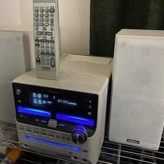 完動品!美品!Victor UX-500 CD 2MD テープ ...