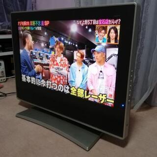 動作完動品 SANYO 26型 薄型 液晶テレビ サンヨーLCD...