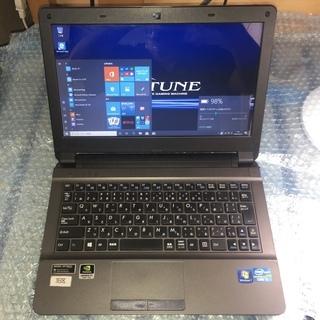 プチゲーミングノートG-tune改⑦ Core i5 SSD n...