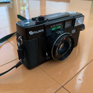 富士フイルム フジカ フィルムカメラ 動作確認済み