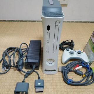 xbox360 CONSOLE 初期型です。