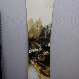 【お譲りします】スノーボード 板の画像