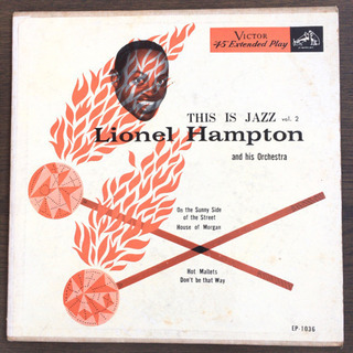Lionel Hampton - This is Jazz vo...