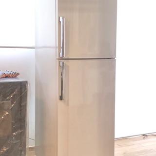【SHARP】228L 2ドア ノンフロン冷蔵庫【美品】