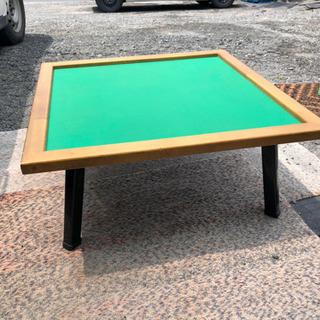 折畳み式麻雀卓、麻雀牌セット❗
