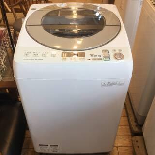 【安心6ヶ月保証付】全自動洗濯機 SHARP ES-GV90R-...