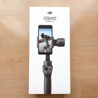 【ほぼ未使用品】 DJI/Osmo Mobile 2 (3軸手持...