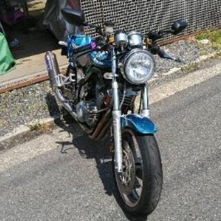 YAMAHA SRX600(3SX) 色々付いてます。